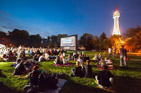 Letní kina v Praze 2019