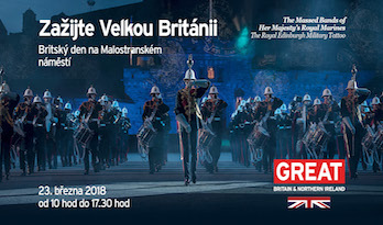 Zažijte Velkou Británii