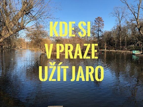 Nejlepší parky v Praze na procházku