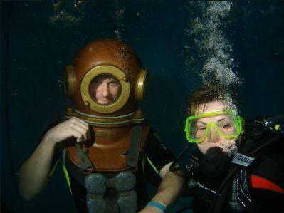kurzy potápění