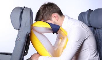 Apus Relax polštář na spaní v letadle