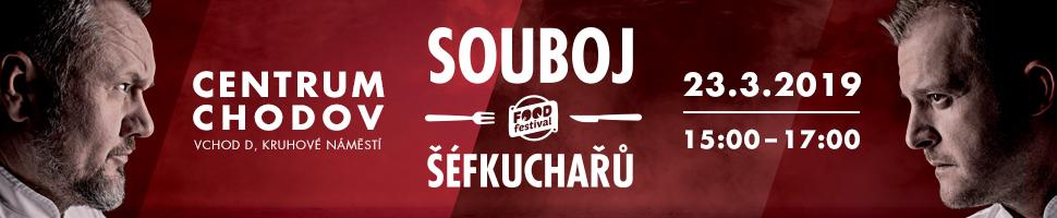 Food Festival Chodov