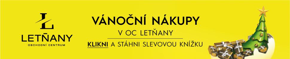 OC Letnany - Vanocni nakupy