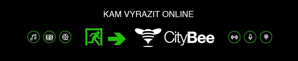 CityBee – online nejen kulturní akce
