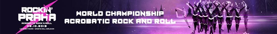 Letenský Pohár - mezinárodní soutěž vakrobatickém rock and rollu
