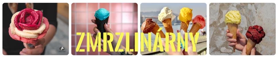 Nejlepší zmrzlinárny v Praze