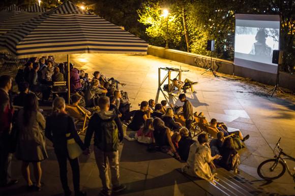 Letní kino - Stalin